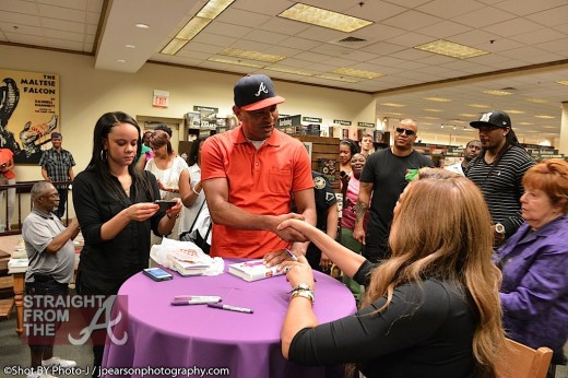 Walter Jackson Wendy Williams ATL Book Signing 3