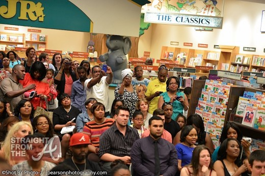 Wendy Williams ATL Book Signing 2