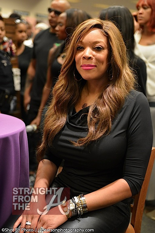 Wendy Williams ATL Book Signing 4