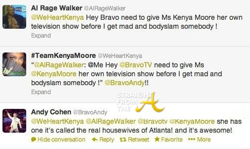 bravo andy tweets