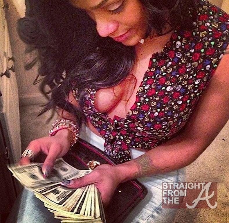 joseline hernandez money - Straight From The A [SFTA ...  joseline hernan...