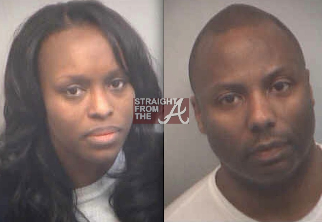 Quad Webb Greg Lunceford Mugshot Mania Married To Medicines Husband Gregory Straight From The Sfta Atlanta Entertainment Industry Gossip News