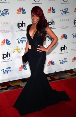 Christina Milian 2013 Miss USA Pageant SFTA 1