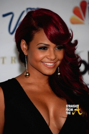 Christina Milian 2013 Miss USA Pageant SFTA 5