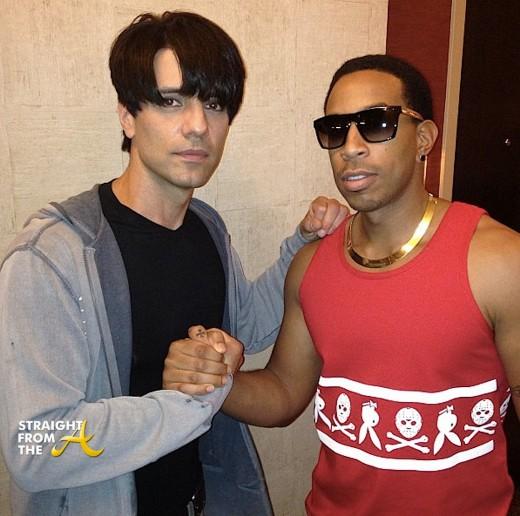 Cris Angel Ludacris Vegas StraightfromtheA