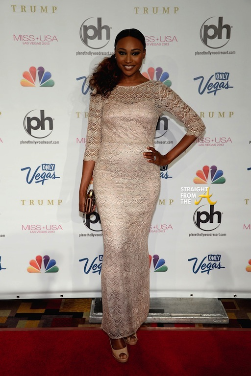 Cynthia Bailey 2013 Miss USA Pageant SFTA 1