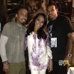 Baby Bump Watch: Monica Shares Photos of Shannon Brown's Son's Graduation…