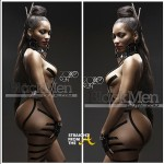 Erica Dixon of Love & Hip Hop Atlanta For Black Men's Magazine… [PHOTOS + BTS VIDEO]