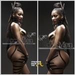 Erica Dixon of Love & Hip Hop Atlanta For Black Men's Magazine… [PHOTOS + BTS VIDEO]