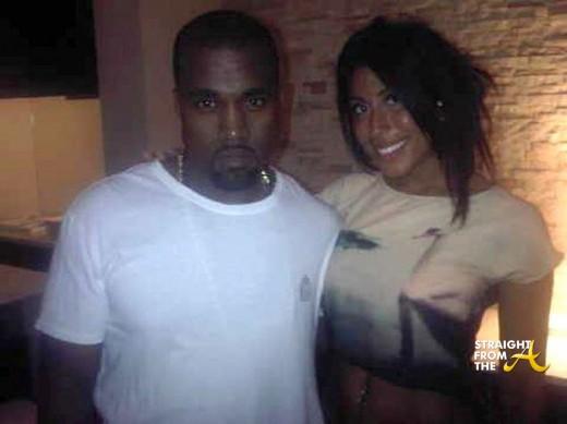 Kanye West Leyla Ghobadi StraightFromTheA