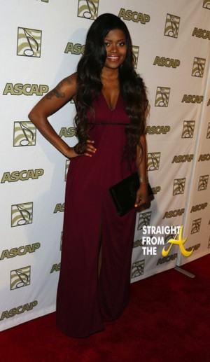 Karen Civil - ASCAP 2013