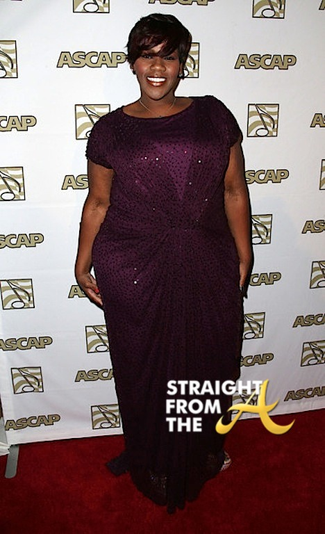 Kelly Price ASCAP 2013