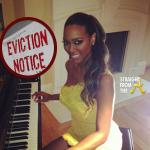 Kenya Moore Evicted! Loses in Court Against Atlanta Landlord…
