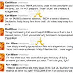 Keri Hilson Wants You To Know… [She Took A Break But She's NOT Pregnant!]