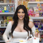 Kim Kardashian Kanye West SFTA-12