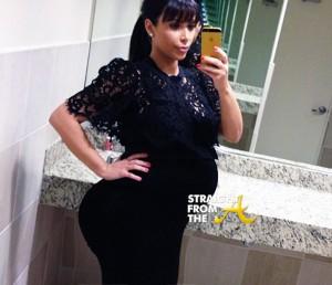 Kim Kardashian Kanye West SFTA-3