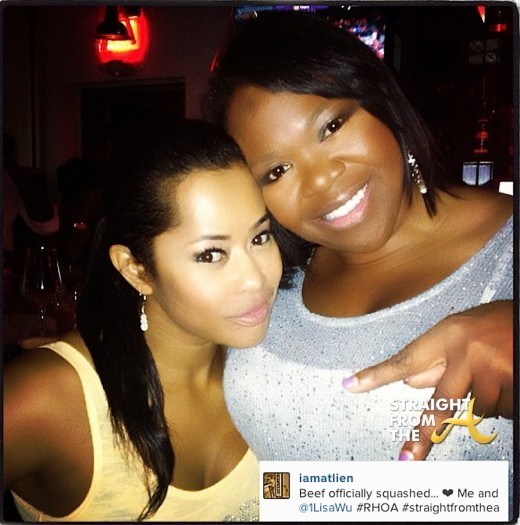Lisa Wu Michelle ATLien Brown SFTA