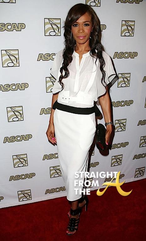 Michelle Williams ASCAP 2013
