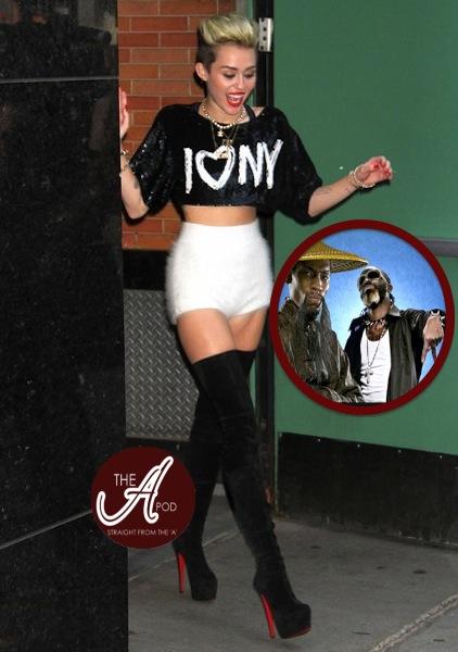 Miley Cyrus Ying Yang Twins