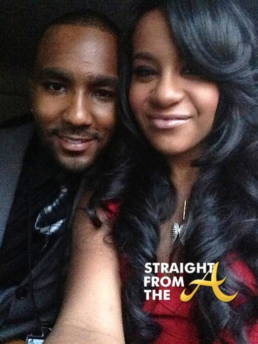 Nick Gordon Bobbi Kristina 3