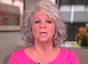 Paula Deen Apology StraightFromTheA