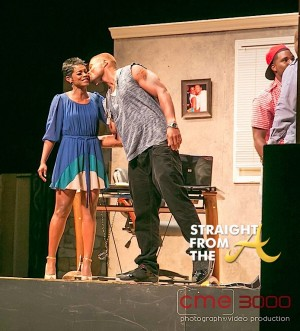STRIPPED Stage Play 2013