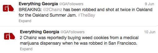 GAFollowers Tweet