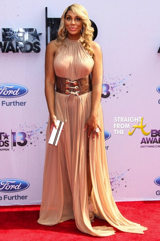 Tamar Braxton 2013 BET Awards 1