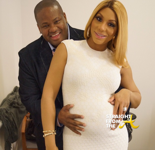 Tamar and Vince StraightFromTheA 2