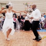 Another Amazing Wedding Reception Dance: Meet Dominique Morisseau & Jimmy Keys… [VIDEO]