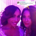 cynthia bailey michelle epps nene wedding