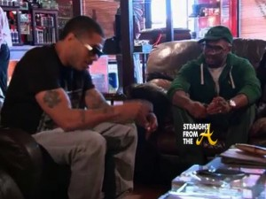 stevie j and benzino make up