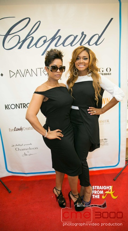 Lisa Wu and Mariah Huq