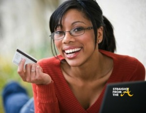 Black Woman Credit Card SFTA