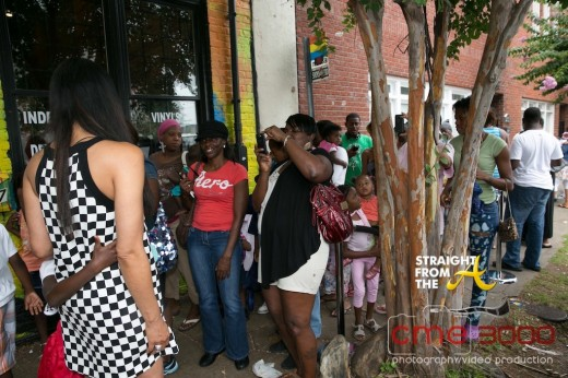 BlackCelebrityGiving (BCG) Hosts The Giving Boutique 2013-22