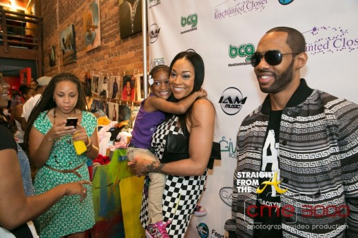 BlackCelebrityGiving (BCG) Hosts The Giving Boutique 2013-8