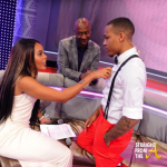 Bow Wow Angela Simmons 106 and Park 8
