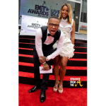 Bow Wow Angela Simmons BET Awards 1