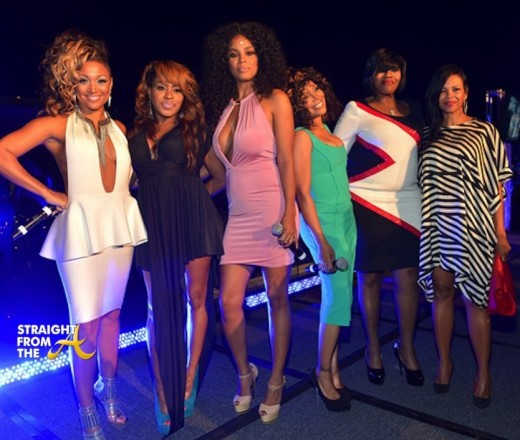 Chante Moore Lil Mo Claudette Ortiz Michelle Kelly Price Dawn Robinson