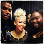 Daniel 'Booby' Gibson (Keyshia Cole's Husband) Arrested For Assault – Issues Statement…