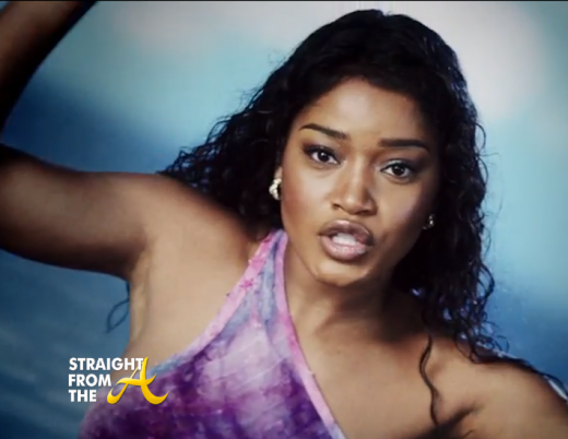 Keke Palmer as Chilli