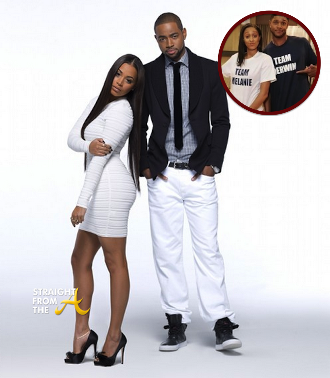 """The Game Tv Show : Do you miss derwin melanie on """"the game watch season"""