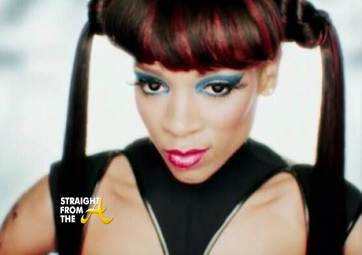Lil Mama as Left Eye