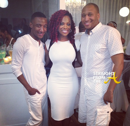 RHOA White Party 10