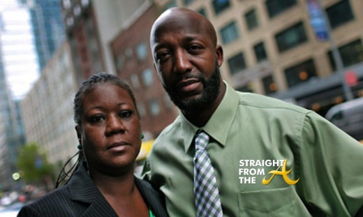 Sybrina Fulton Trayvon Martin parents