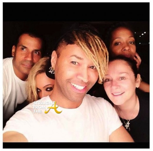 Beyonce Glam Squad 081513