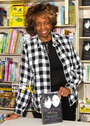 Cissy Houston Book