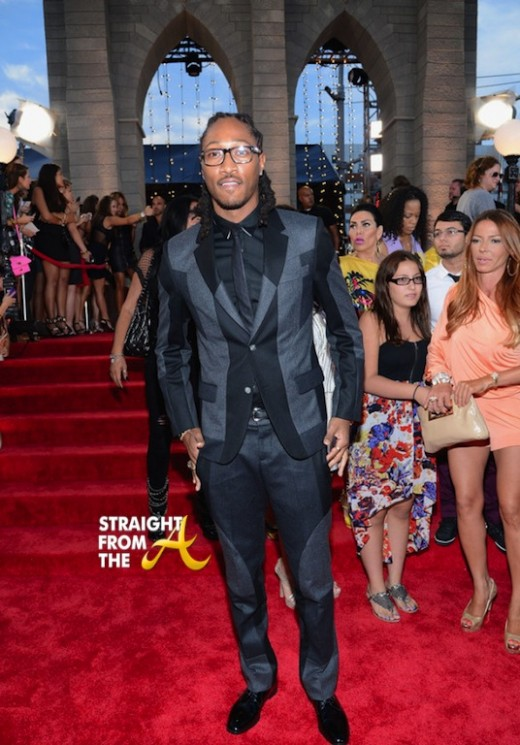 Future-In-Alexander-McQueen 2013-MTV-Video-Music-Awards