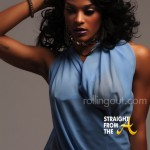 Joseline Hernandez Covers Rolling Out + Sends 'Special Message' to Tamar Braxton… [PHOTOS + BTS VIDEO]