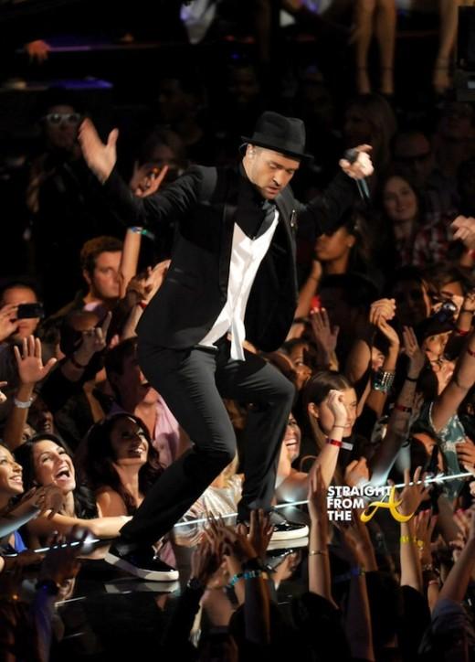 Justin Timberlake 2013 MTV VMA